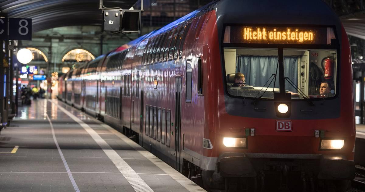 Fünf Verletzte bei Zugunfall im Frankfurter Hauptbahnhof