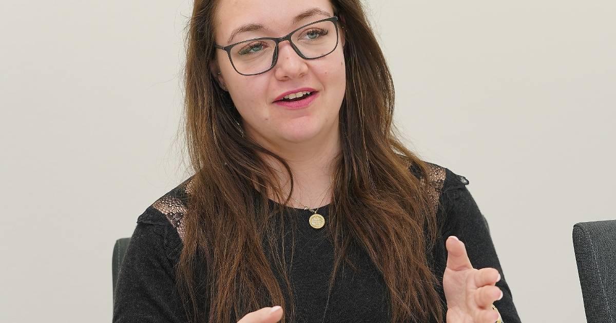 Solingen: Deborah Breuer ist neue Vorsitzende der Wirtschaftsjunioren