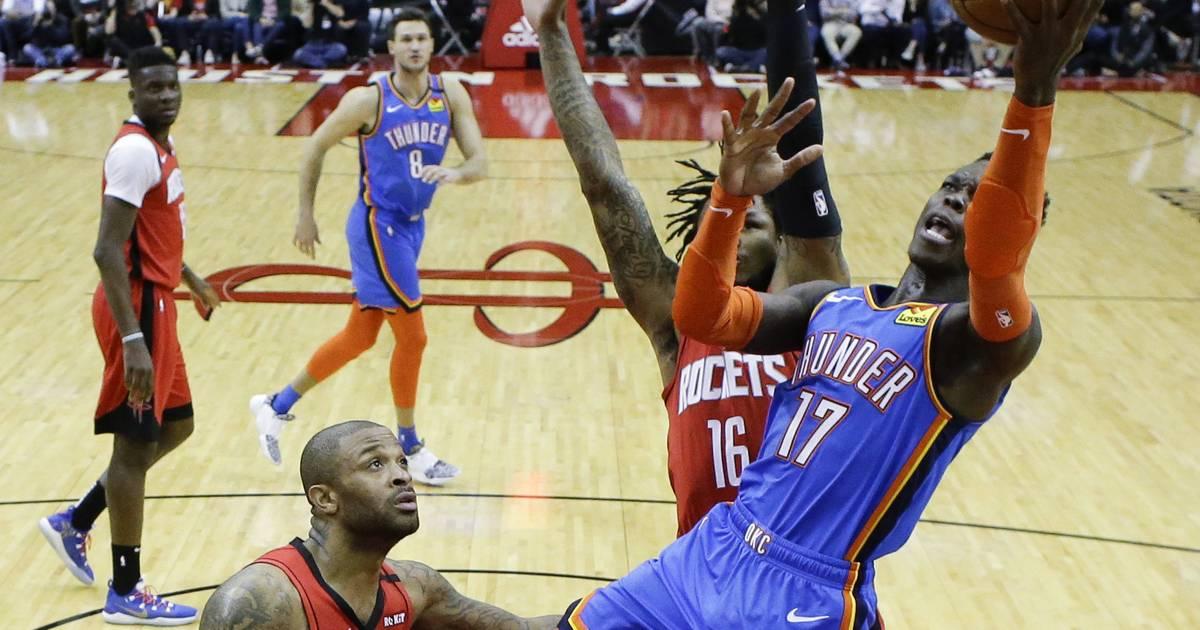 NBA: Dennis Schröder führt Thunder zum Sieg, Celtics deklassieren Lakers