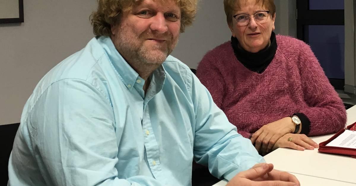 Gabriele Kaenders ist bei den Linken aus und bildet mit Dino Maas (FDP) eine neue Fraktion im Moerser Stadtrat.