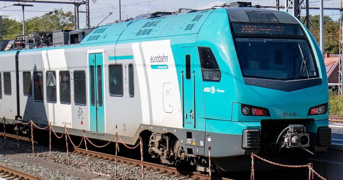Eurobahn nach Duisburg: Zugführer stellt Beinamputierten Mann an den Pranger