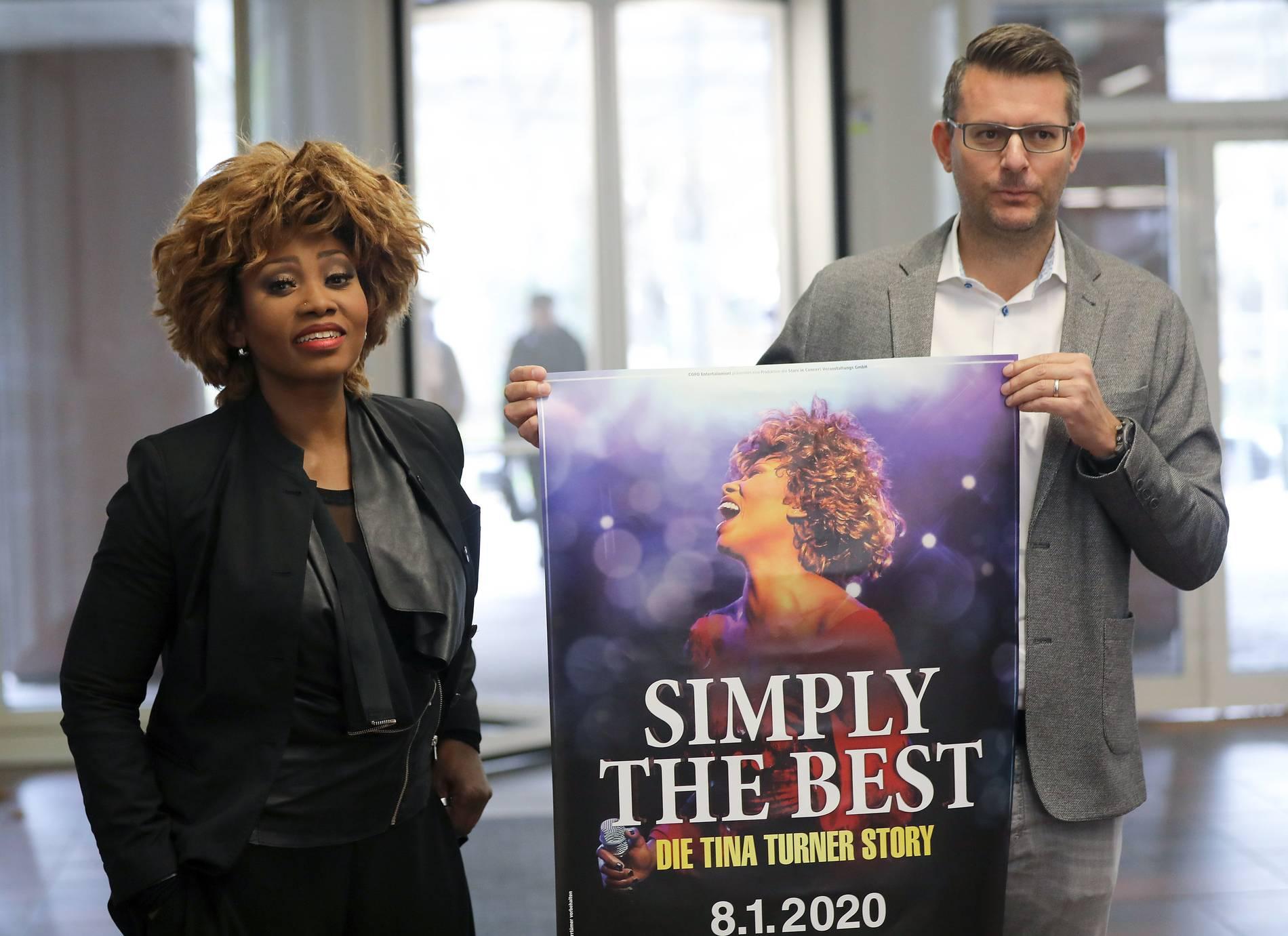 Leute - Gericht verbietet Tina-Turner-Plakat