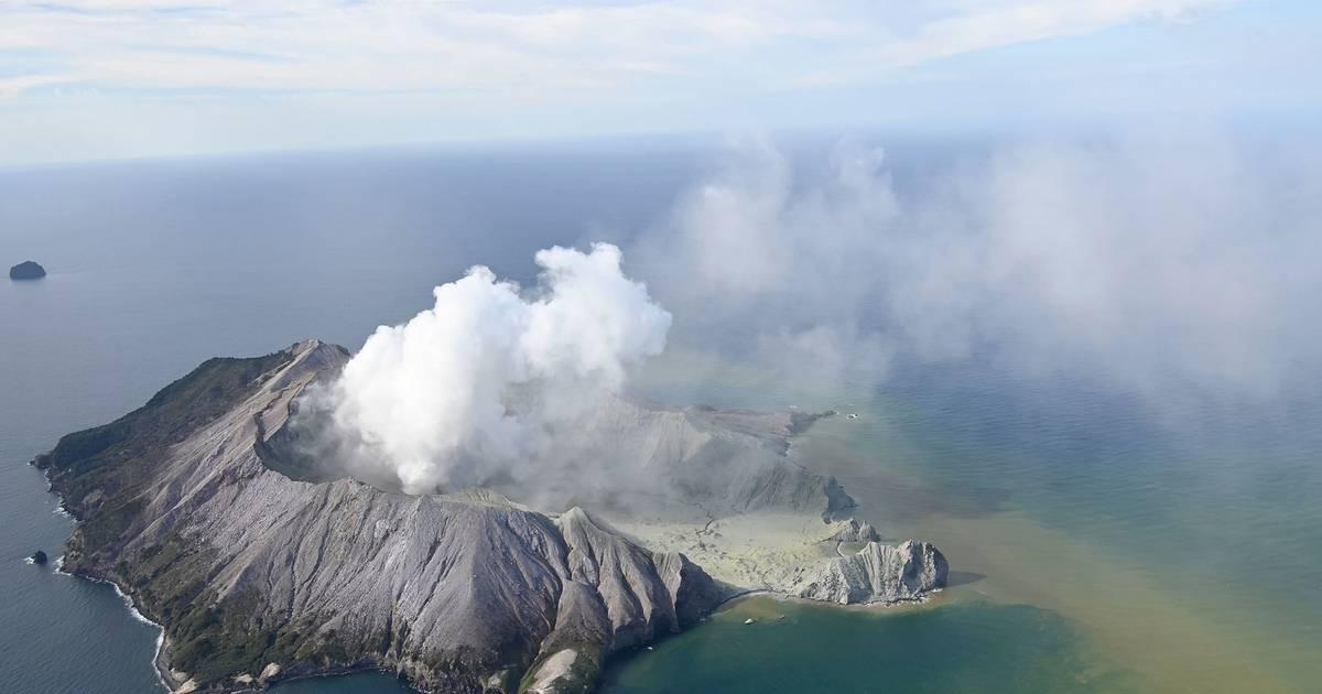 Vulkanausbruch auf Neuseeland: Jetzt offiziell 20 Todesopfer