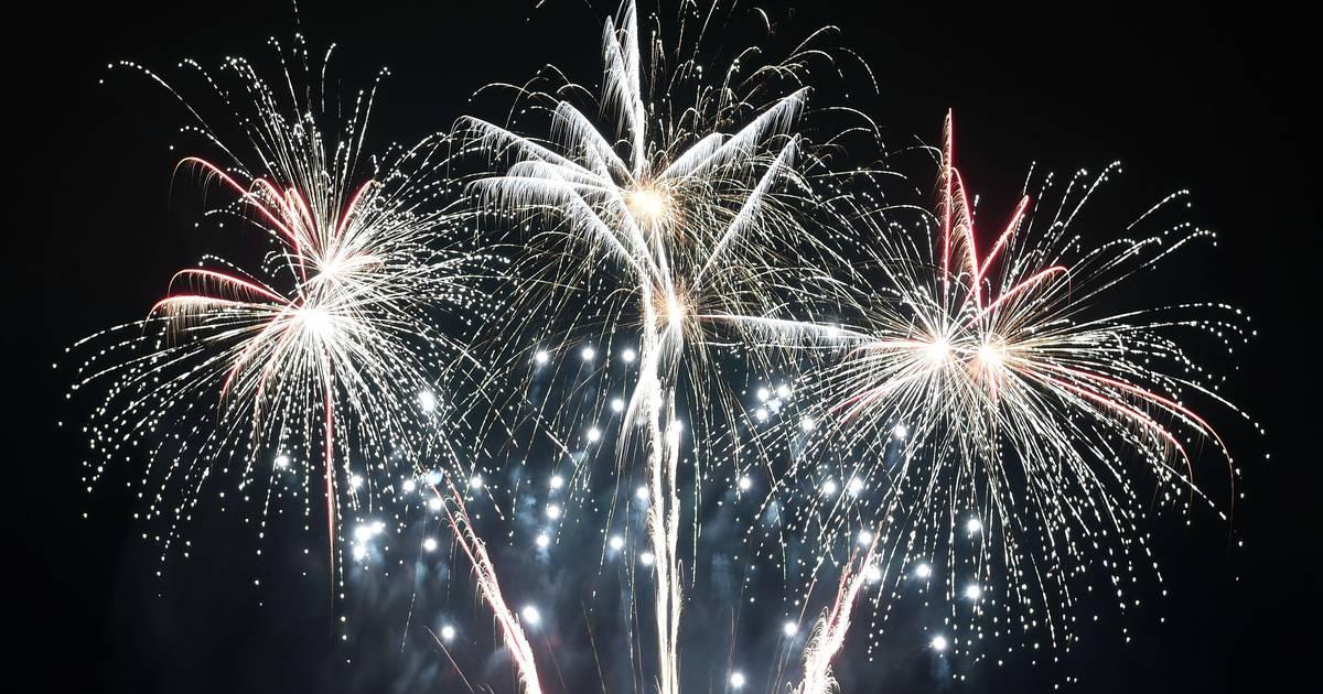 Feiern: Ein Hochzeitsfest mit Profi-Feuerwerk
