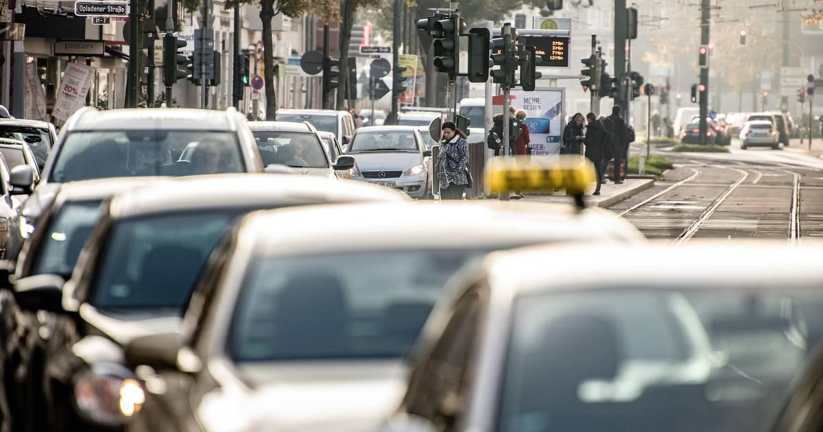 Staus in Düsseldorf haben zugenommen – auch wegen der Umweltspuren