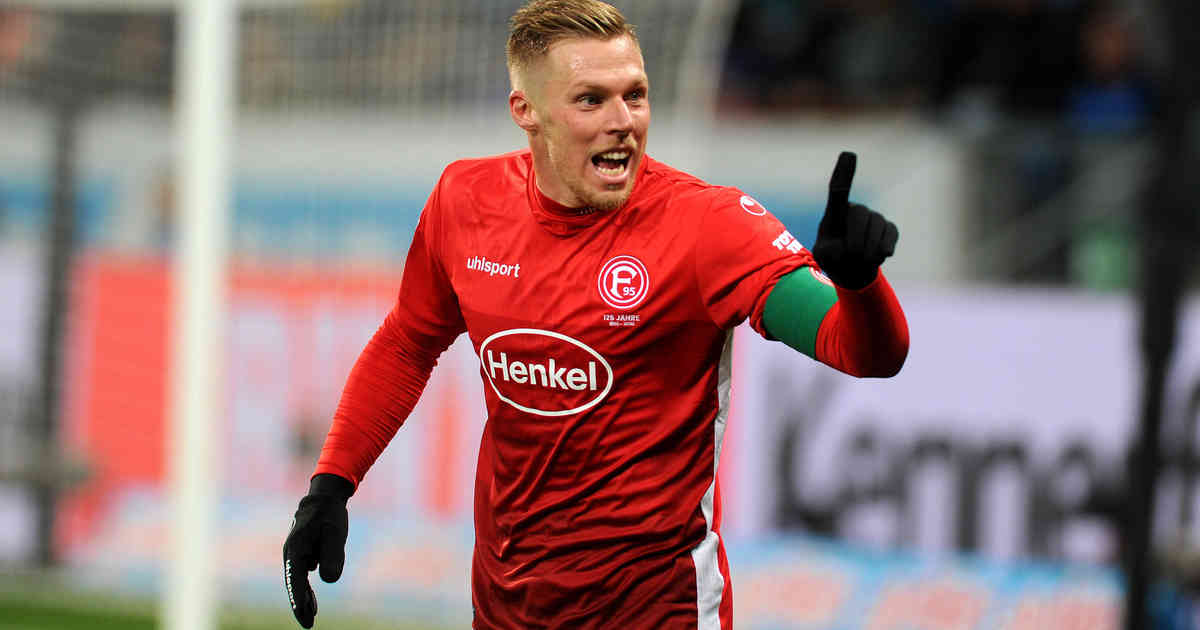Fortuna Düsseldorf: Mannschaft trifft nur alle dreieinhalb Stunden