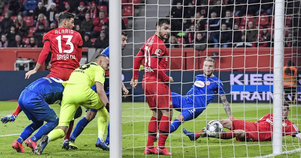 Fortuna Düsseldorf: 0:3-Niederlage bei Bayer Leverkusen