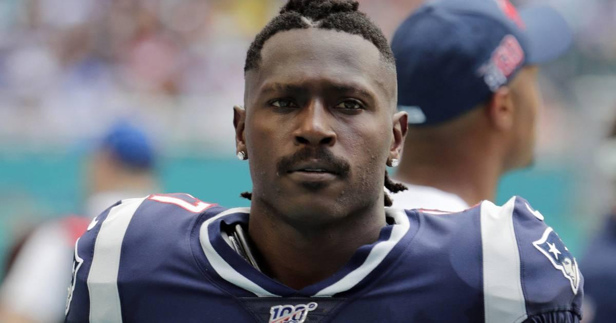 NFL: Antonio Brown stellt sich nach Angriff auf Lkw-Fahrer