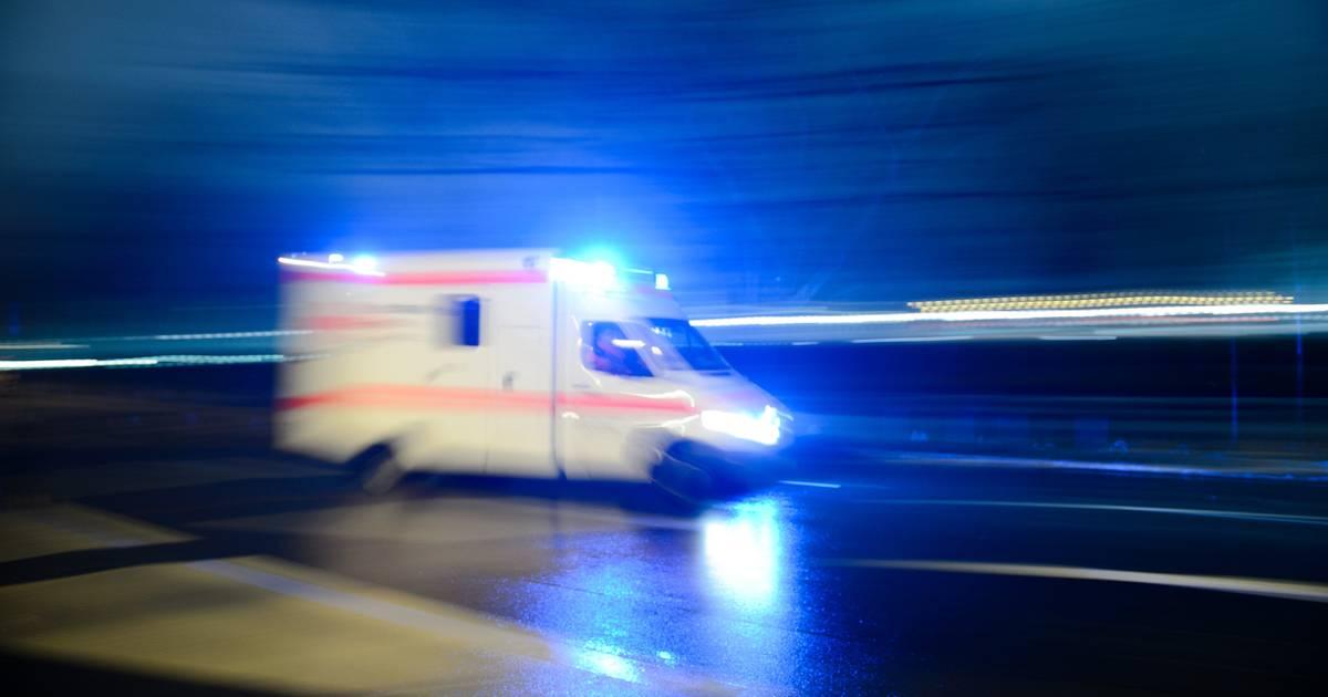 Küchenbran Hünxer Straße: Zwei Menschen ins Krankenhaus gebracht