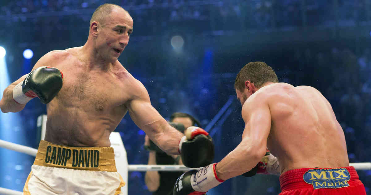 Boxen: Ex-Weltmeister Arthur Abraham und Felix Sturm hoffen auf Duell
