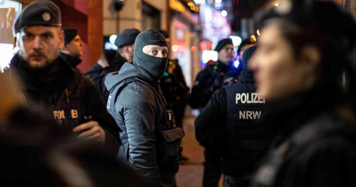 Clankriminalität in NRW: Polizei nimmt Barbershops ins Visier