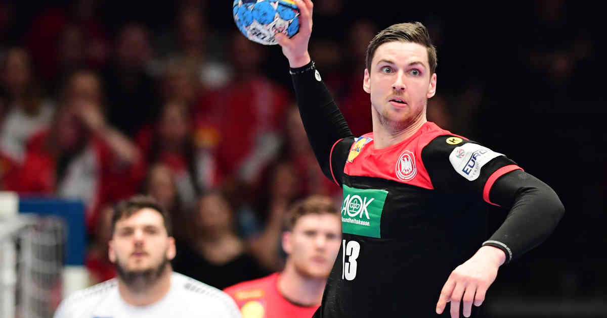 Handball-EM: Hendrik Pekeler im All-Star-Team