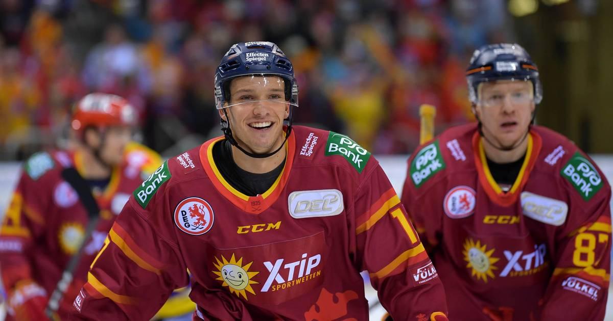 DEG.Stürmer Leon Niederberger im Kader der Eishockey-Nationalmannschaft