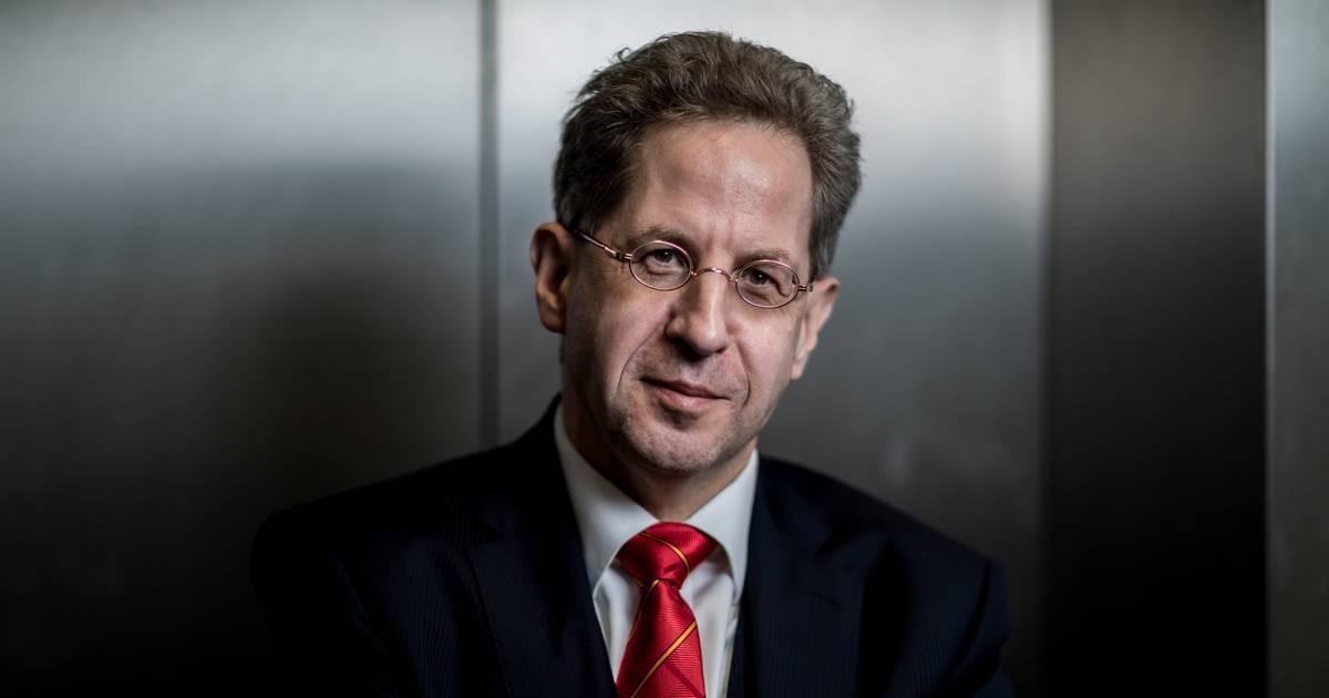 Ex-Verfassungsschutzpräsident Maaßen spricht in Krefeld