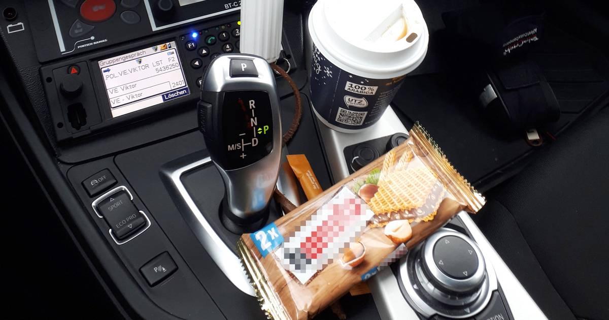 Kaldenkirchen: Plätzchen und Kaffee für die Polizei