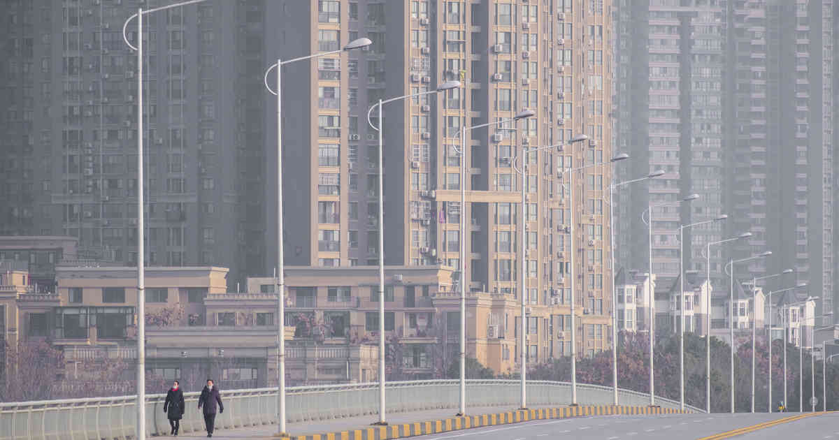 "Student aus Moers in Wuhan: ""Es ist ein furchtbares Gefühl, hier festzusitzen"""