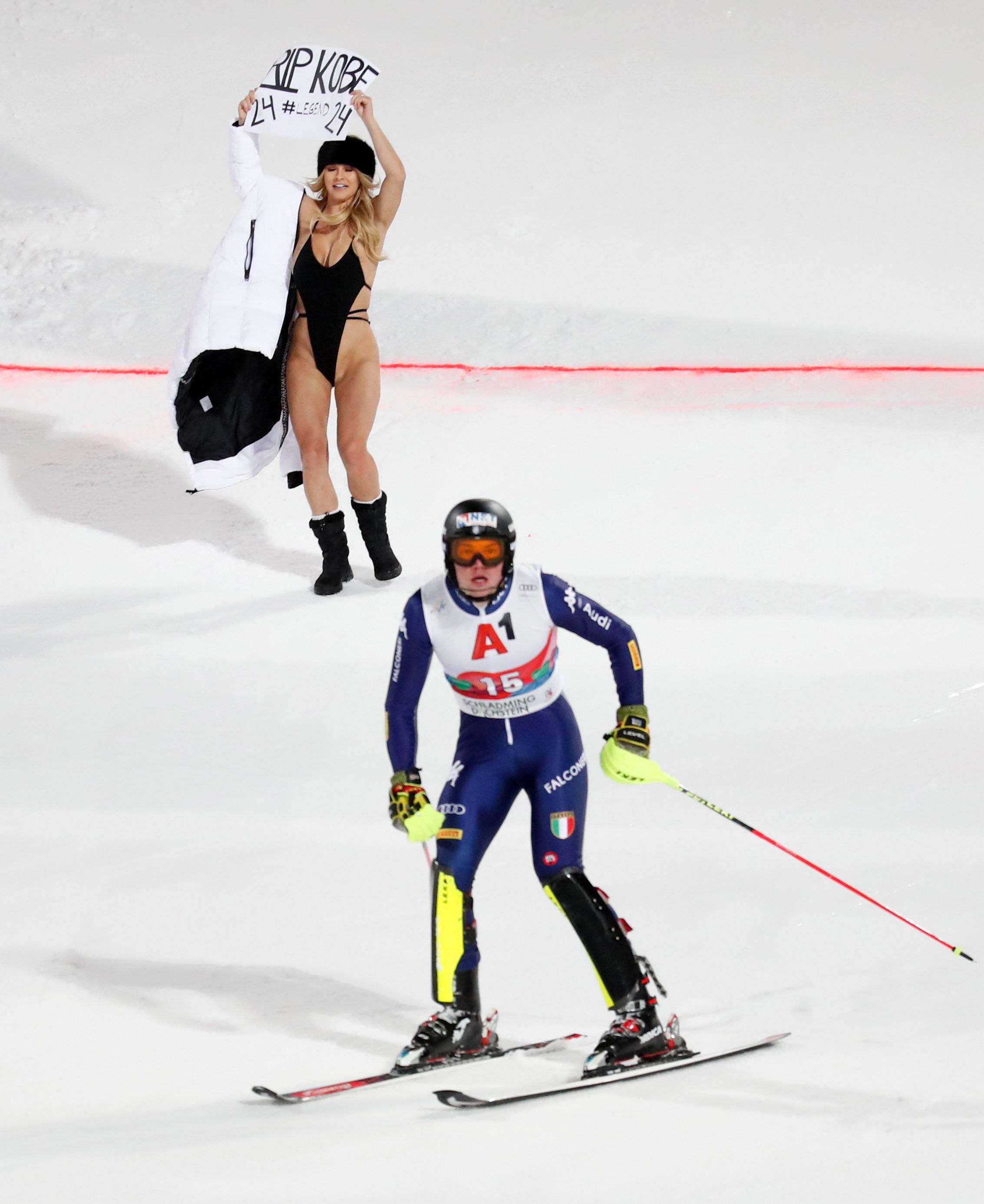 Flitzerin Ski