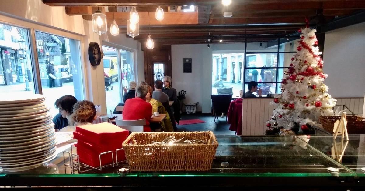 Wülfrath: Pralinen im Cafe Meiners