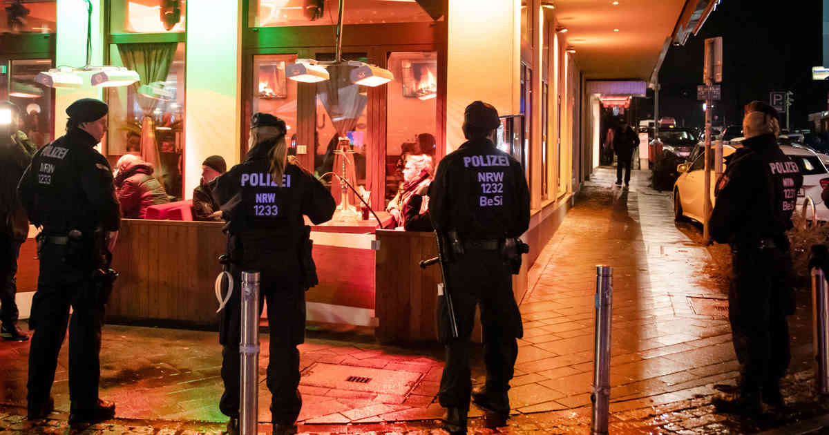 Clan-Kriminalität: Fast 900 Verfahren gegen Familienclans in Duisburg und Essen
