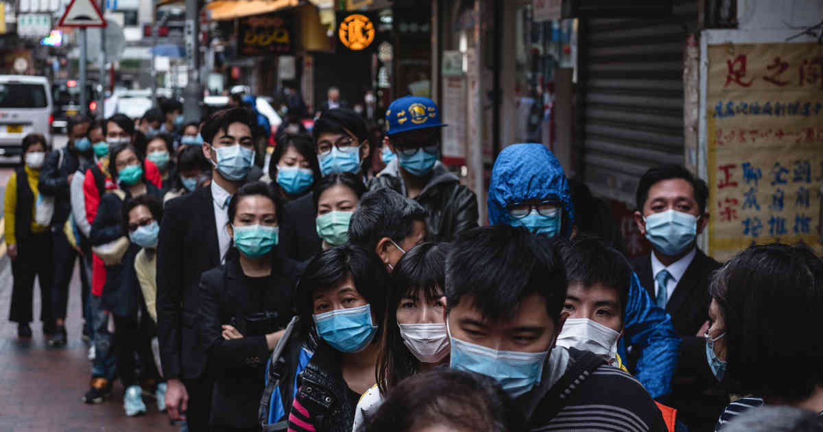 Coronavirus: China räumt Fehler beim Notfallmangement ein