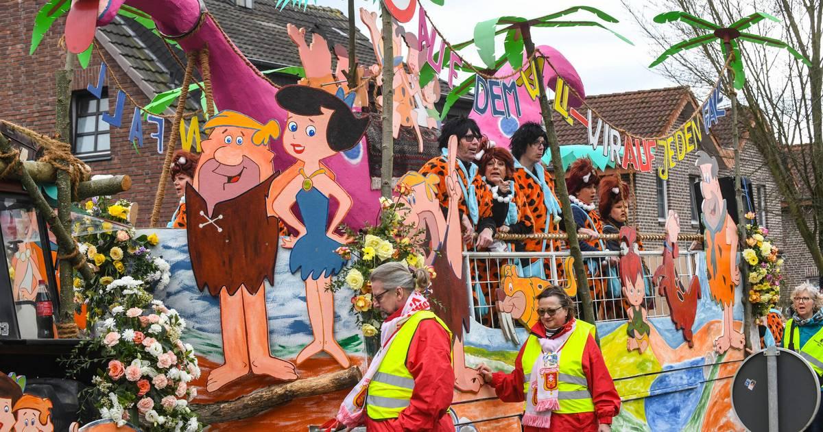 Straßenkarneval in der Blumenstadt: Straelens Karneval – einfach traumhaft