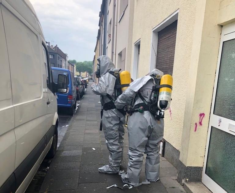 Schimmel, Ratten, Müllberge: So kämpft die Duisburger Task Force gegen Schrotthäuser
