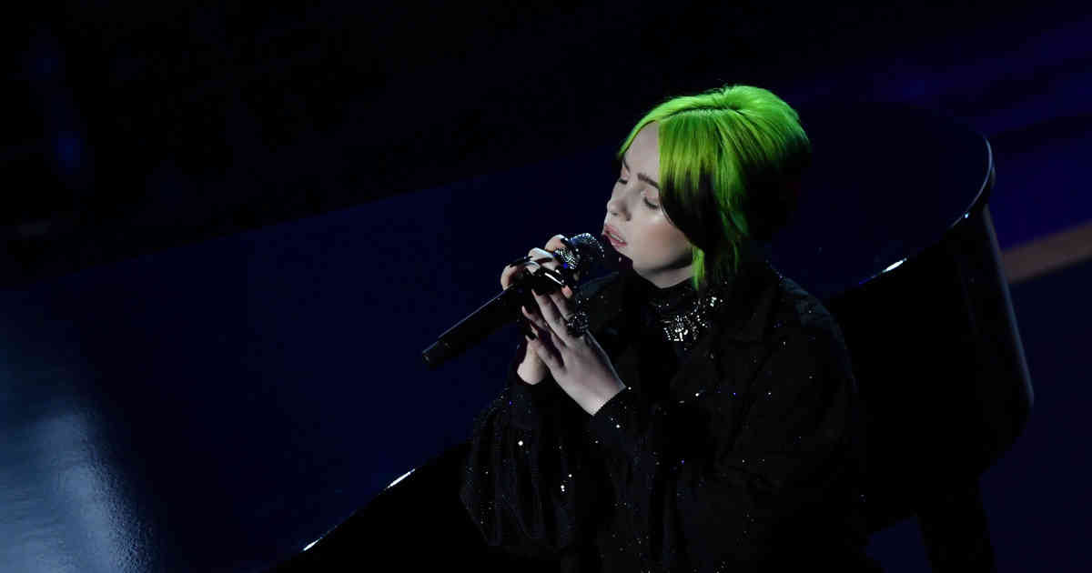 "Billie Eilish: Das ist der neue James-Bond-Song ""No Time To Die"""