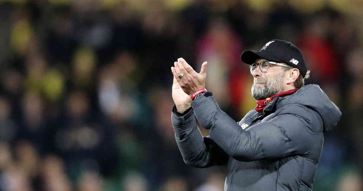 """""""Abstand ist wahnsinnig"""": Liverpool-Coach Klopp staunt über eigene Siegesserie"""