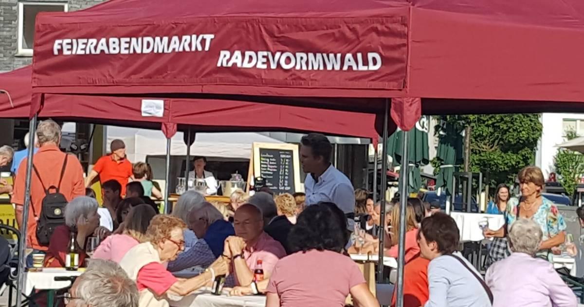 Freizeit in Radevormwald: Der Feierabendmarkt kommt zurück