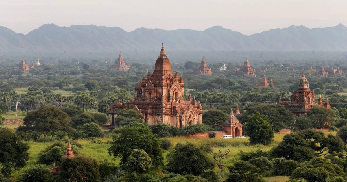 In Myanmar: Touristenpaar dreht Porno in Tempelanlage – nun droht Haft