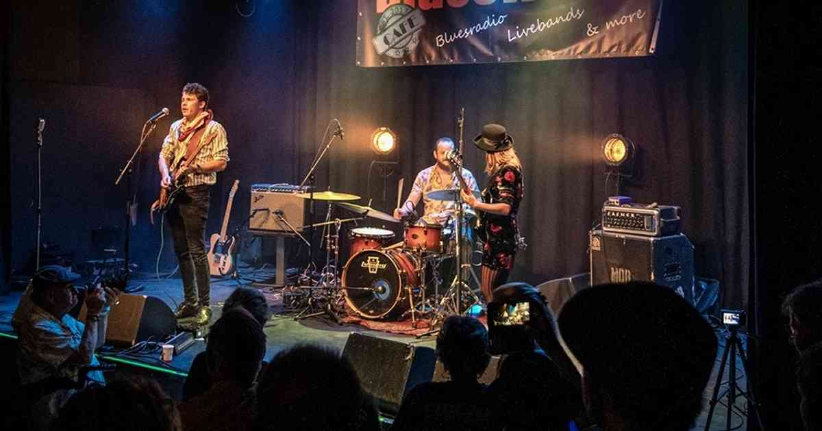 Blues in Geldern: Niederlande-Power im Gasoline Blues Club