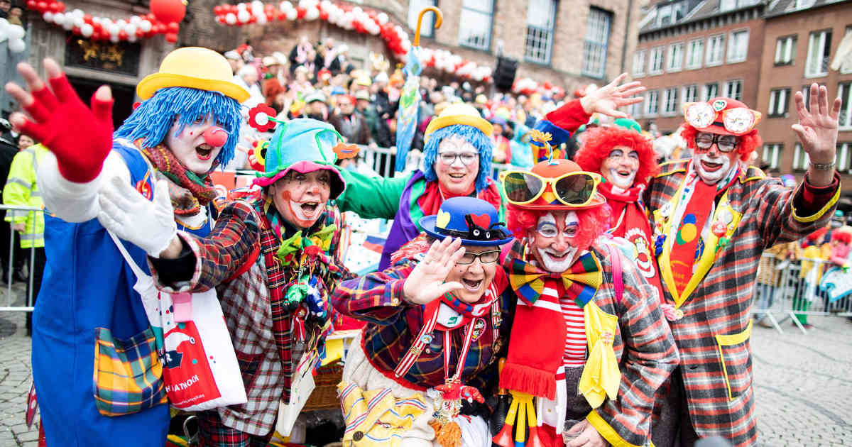 Karneval in Düsseldorf: Diese Straßen werden Rosenmontag gesperrt