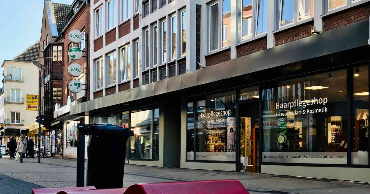Entwicklung der City: Weseler Handel wegen Leerstands besorgt