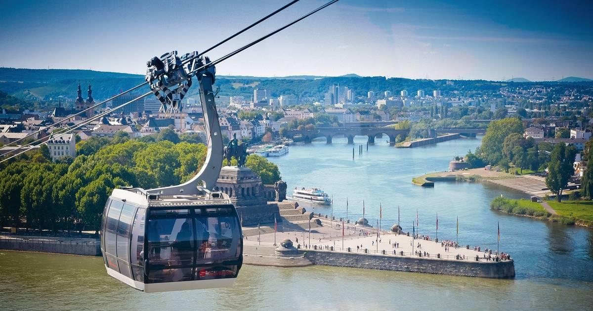 Idee in Düsseldorf: Stadt prüft zwei Seilbahnen zur Bergischen Kaserne