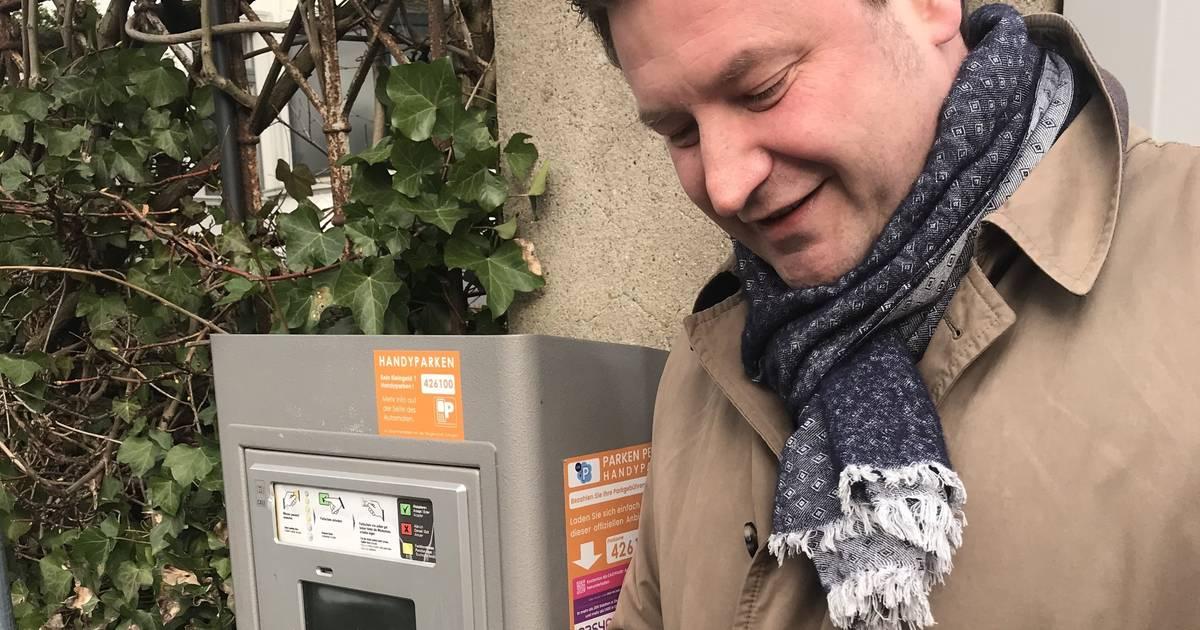 Digitalsierung in Solingen: Smartes Parken – ganz ohne Kleingeld