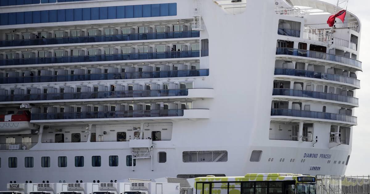 """Zweiwöchige Quarantäne überstanden: """"Diamond Princess""""-Passagiere dürfen in Japan wieder an Land"""