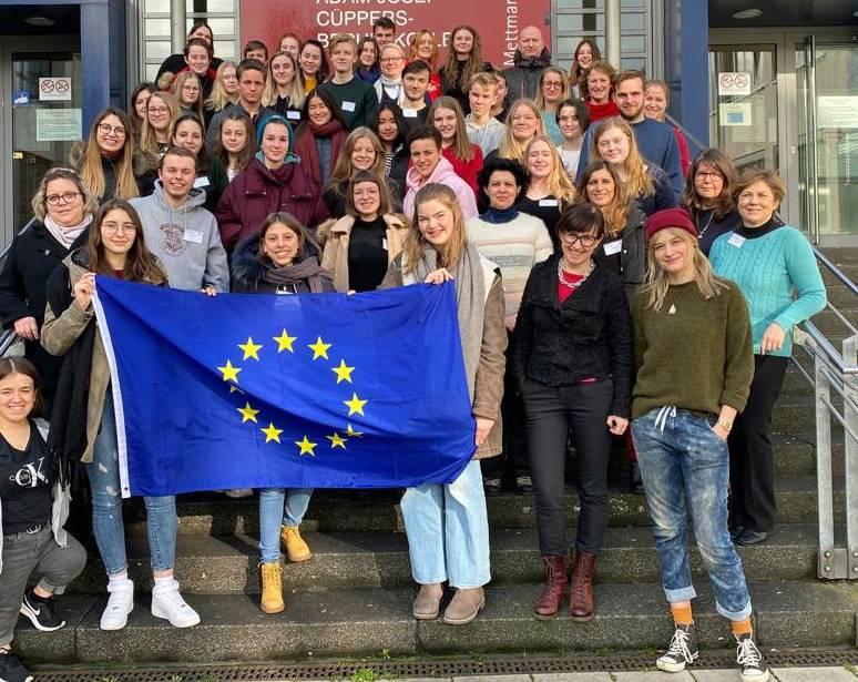 Austausch: Cüppers-Kolleg pflegt europäische Kontakte