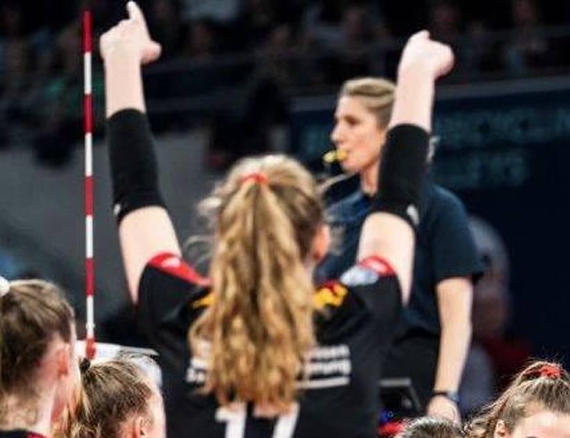 Volleyball: Viel Lob für Sabine Witte nach dem Frauen-Finale im DVV-Pokal