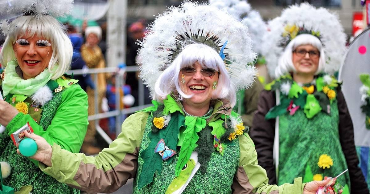 Karneval: Wo überall d'r Zoch kütt