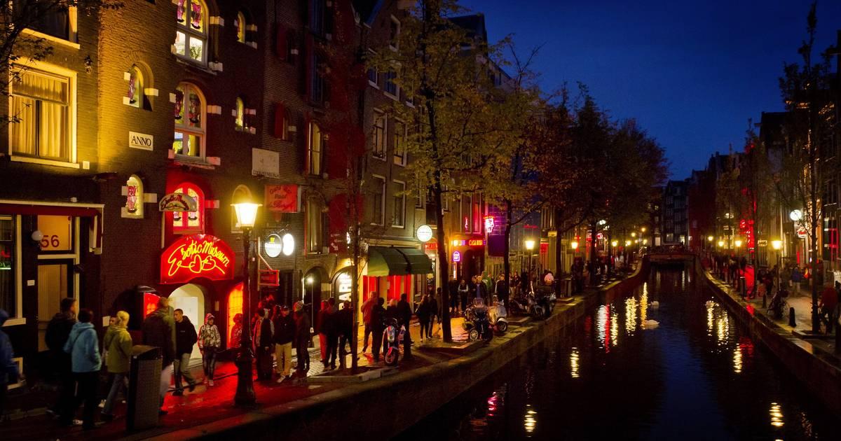 De Wallen: Amsterdam plant Indoor-Alternative zum Rotlichtviertel