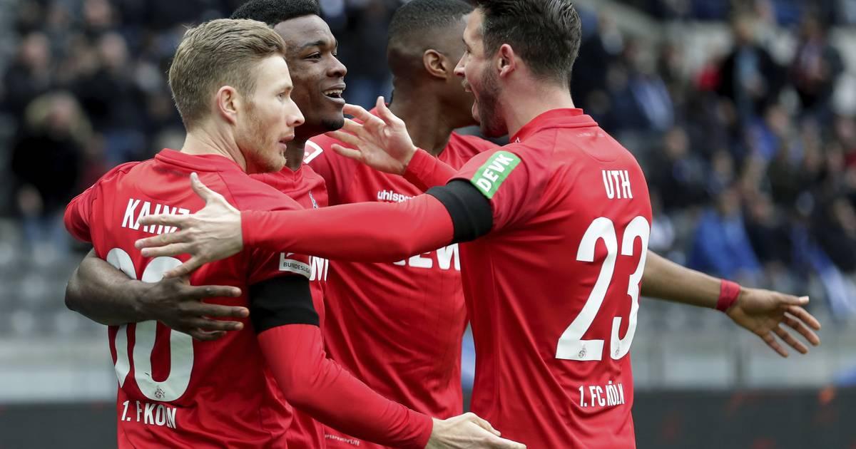 Big City Chaos: Hertha kassiert Heim-Klatsche gegen Köln