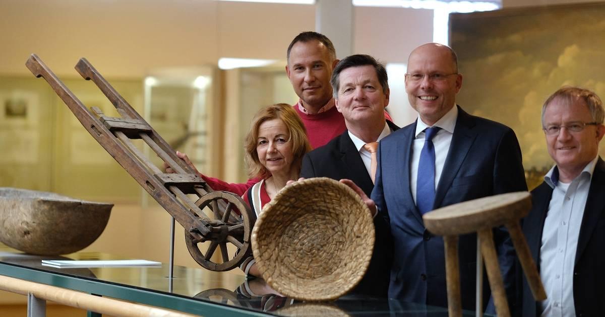 Neues Konzept: Landesmuseum geht in eine neue Zeit