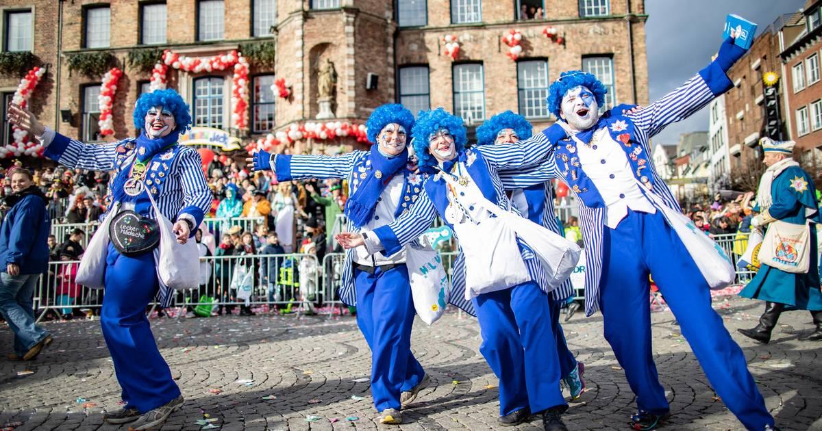Karnevalswetter in NRW: Dauerregen an Rosenmontag erwartet - stürmische Böen am Wochenende