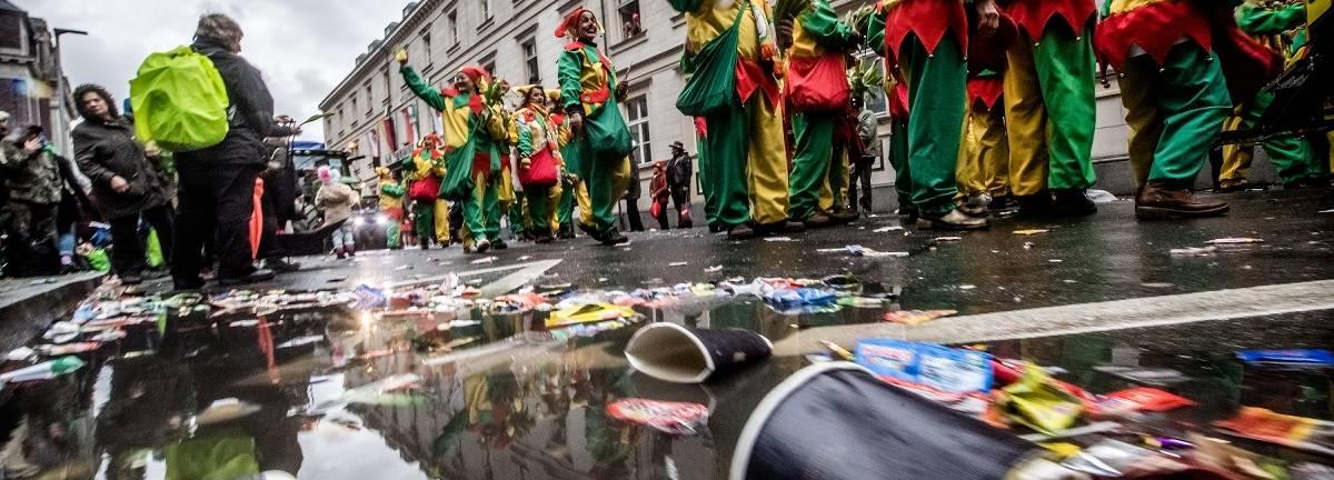 Karneval in Düsseldorf: Wie nachhaltig war eigentlich der Rosenmontagszug?