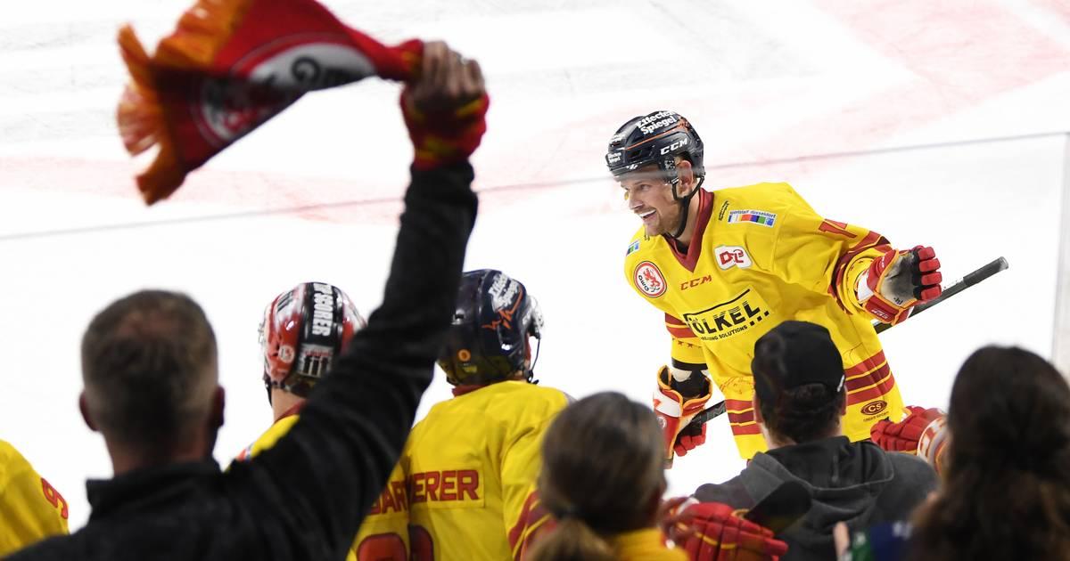 6:2-Sieg in Mannheim: DEG feiert Schützenfest beim Meister