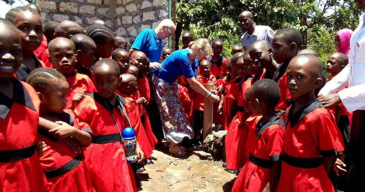 Projekt: Ratinger Kenia-Hilfe zeigt Film
