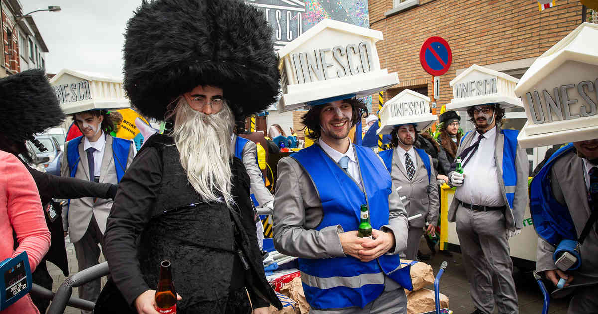 Antisemitische Darstellungen: Israel fordert Verbot des Straßenkarnevals in Aalst