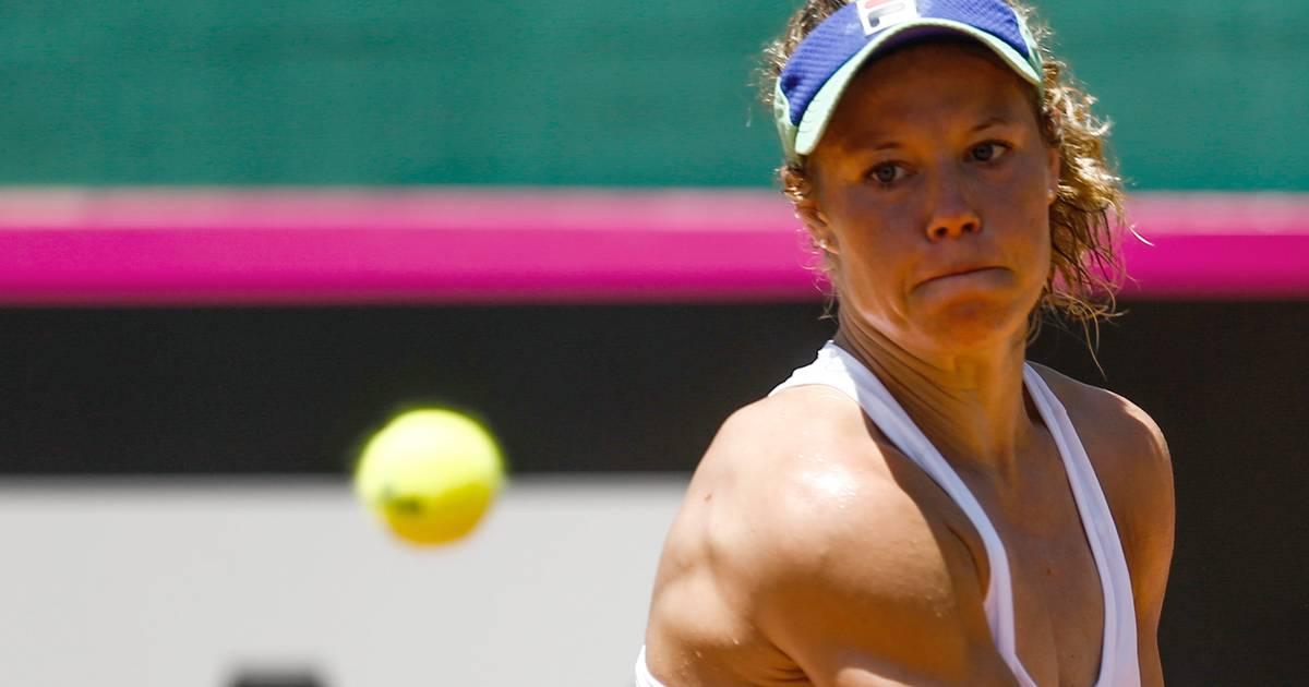 Tennis-Turnier in Doha: Siegemund verliert gegen Weltranglistenerste Barty klar