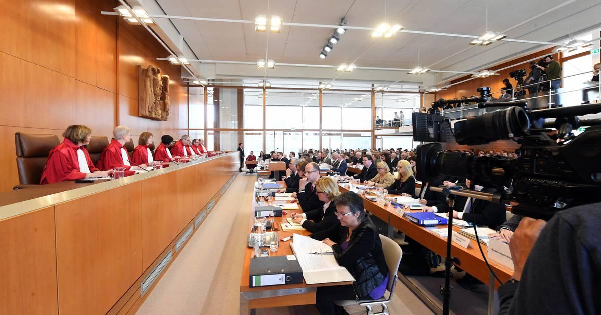 Urteil in Karlsruhe: Verfassungsgericht kippt Verbot der geschäftsmäßigen Sterbehilfe