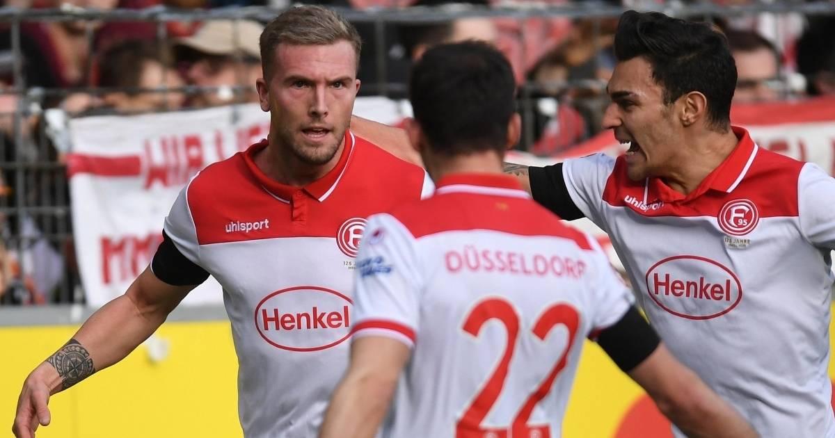 Mit Spiel gegen Hertha: Fortuna läutet die Aufholjagd zum Klassenerhalt ein